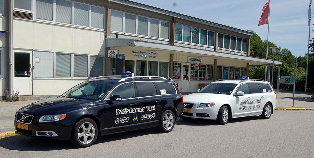 Karlshamns Taxi AB